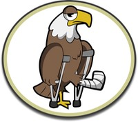 hurt eagle logo